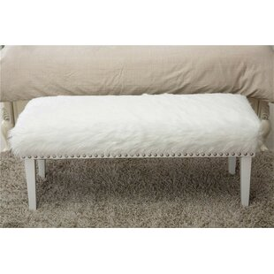Medeiros Upholstered Bench