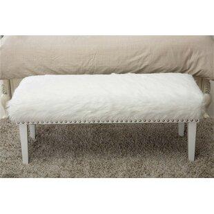Medeiros Upholstered Bench