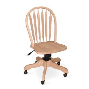 August Grove Mcbroom Bankers Chair