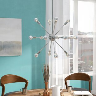 Brayden Studio Zimmerman 16-Light Chandelier