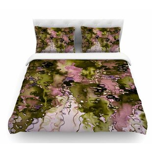 Beauty in the Rain by Ebi Emporium Featherweight Duvet Cover