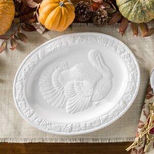 Wild Turkey Platter