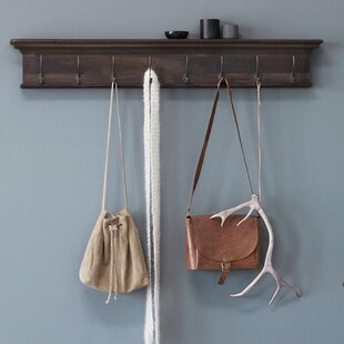Miramare Wall Mounted Coat Rack By Astoria Grand