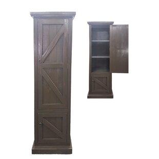Union Rustic Kelley Rustic Single Door Armoire