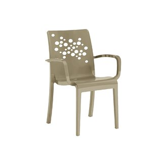 Berman Stacking Patio Dining Chair