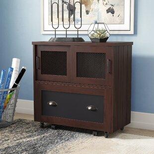 Zenya Industrial 1-Drawer Lateral Filing Cabinet