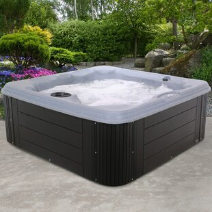 Essential Spas Andora 6-Person 40-Jet Spa