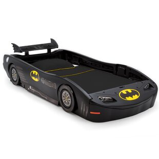 Delta Children DC Comics Batmobile Batman Twin Bed