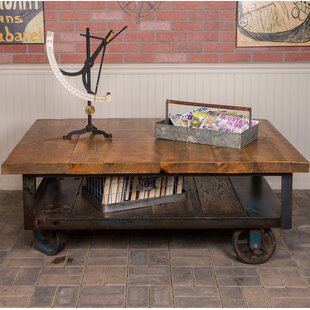 Jambusaria Vintage Factory Coffee Table