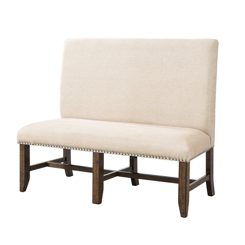 Astonishing Melstone Upholstered Bench Evergreenethics Interior Chair Design Evergreenethicsorg