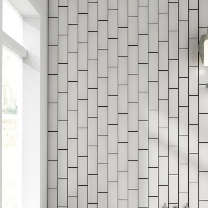 Color Beat Satin 4 X 8 Ceramic Subway Tile