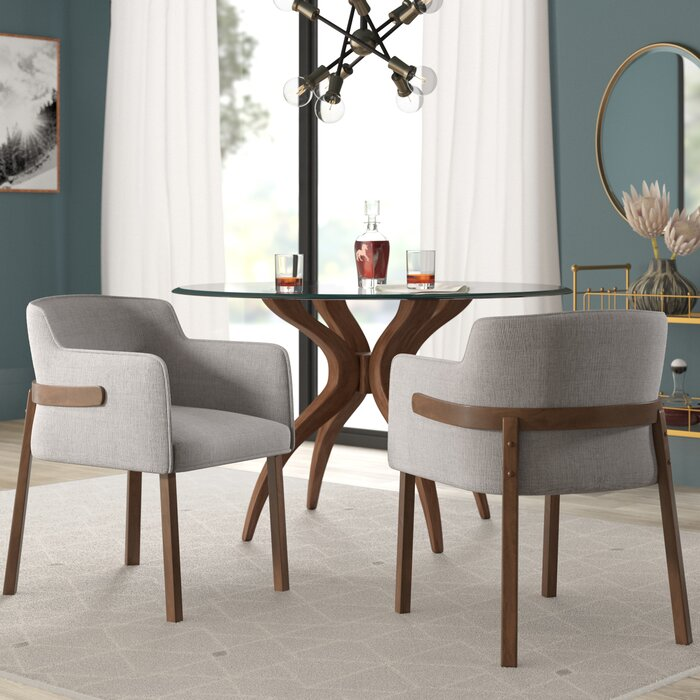 uk availability 25d04 2422f Mukai Upholstered Dining Chair