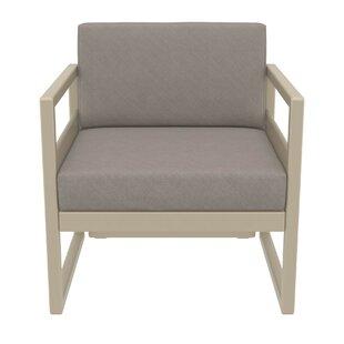 Modern Contemporary Outdoor Club Chairs Allmodern