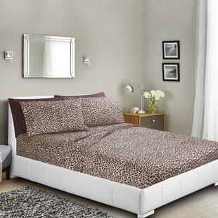Bloomsbury Market Neihart Printed Bed Sheet Set