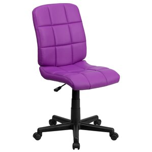 purple office chairs you'll love | wayfair