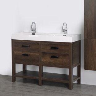 47 Double Bathroom Vanity Set ByStreamline Bath