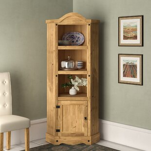 Cowley Corner Display Cabinet By Alpen Home