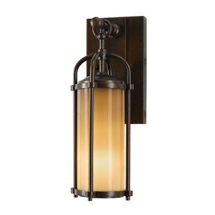 Millwood Pines Espana 1-Light Outdoor Wall Lantern