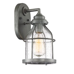 Langdon Outdoor Wall Lantern By Breakwater Bay Outdoor Lighting