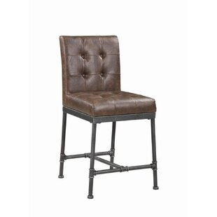 Barbera Bar Stool (Set of 2) 17 Stories