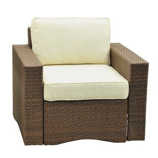 Panama Jack Outdoor Key Biscayne Lounge Chair with Cushions