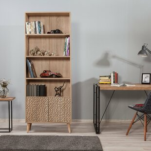 Crawfordville Bookcase By Bloomsbury Market