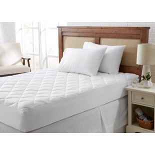 Home Fashion Designs Polyester Mattress Pad
