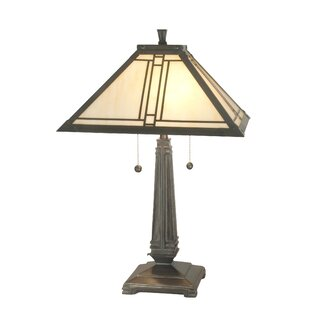 Cheshunt Mission 24.5 Table Lamp