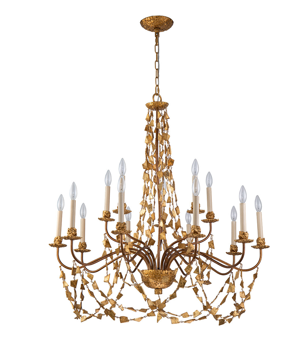 Bloomsbury Market Karlton 15 Light Candle Style Classic Traditional Chandelier Wayfair