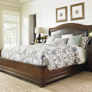 Coventry Hills Upholstered Panel Bed