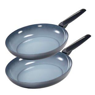 Mackles 2 Piece Non-Stick Frying Pan Set
