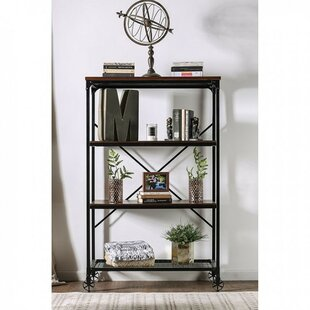 Lizarraga Large Etagere Bookcase 17 Stories