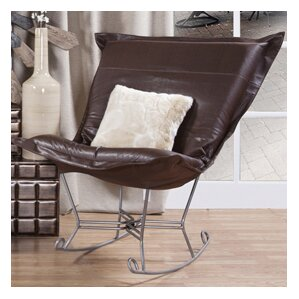 Azaria Scroll Avanti Rocking Chair