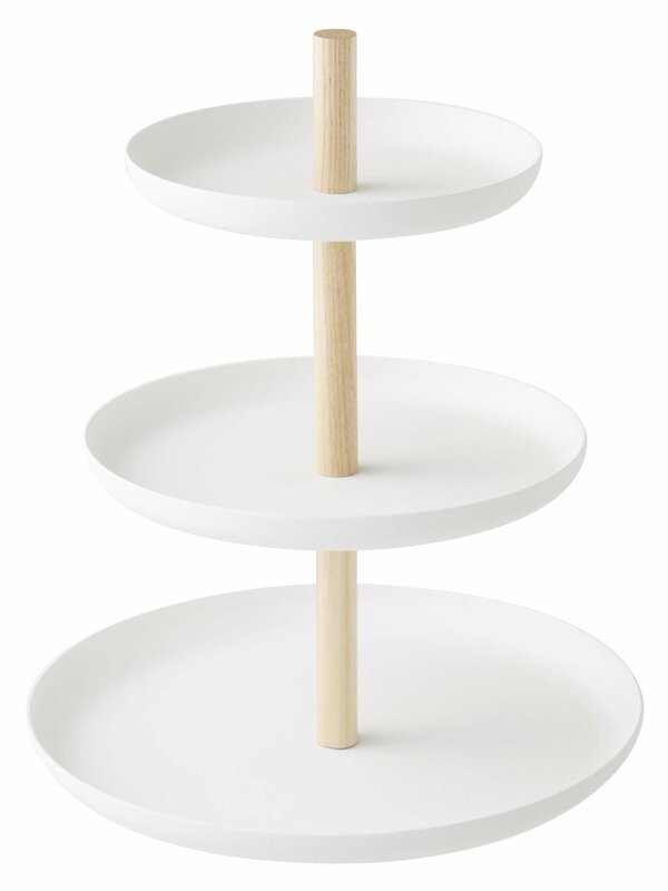 Jaime 3 Tiered Cake Stand