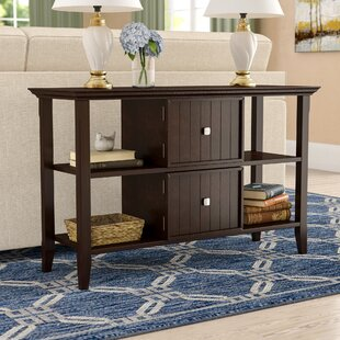 Buying Acadian Console Table By Simpli Home