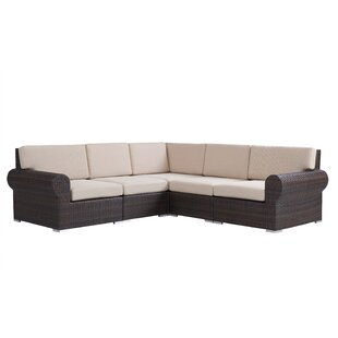 Brookhaven Patio Sectional with Cushions by Birch Lane? Heritage