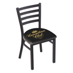 Canadian Club Stationary Side Chair by Holland Bar Stool