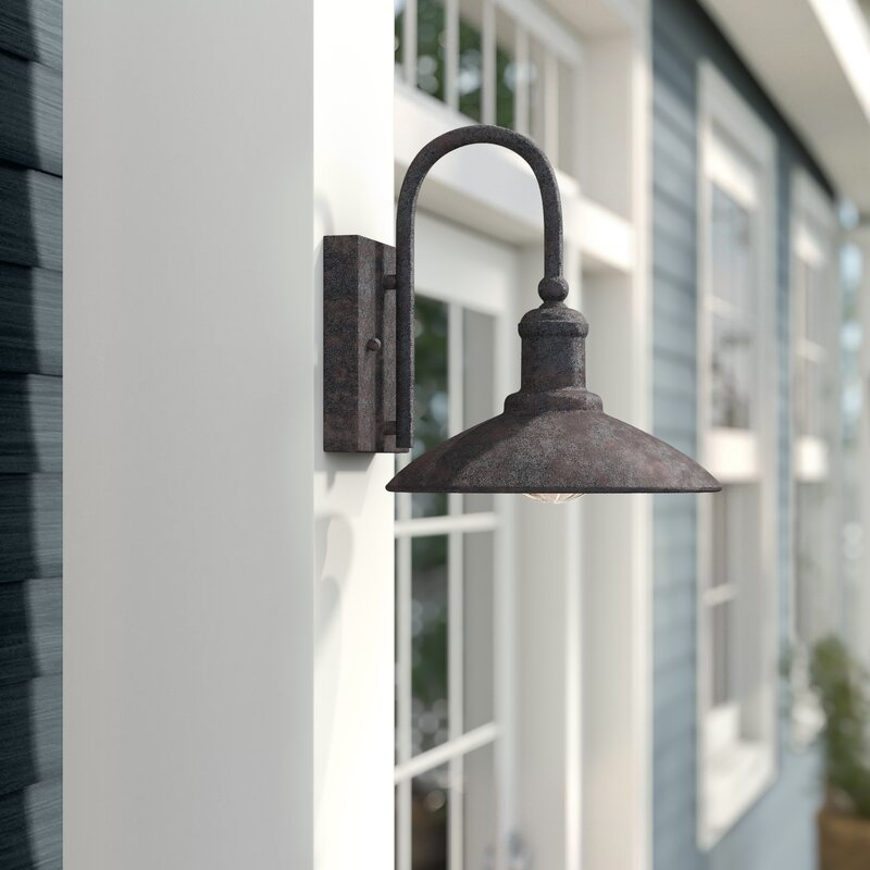 Romsey Outdoor Barn Light Reviews