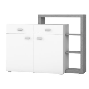 Stpierre 2 Drawer Combi Chest By Ebern Designs