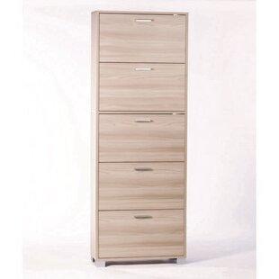 30-Pair Shoe Storage Cabinet Sarmog