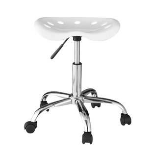Height Adjustable Lab Stool by OneSpace