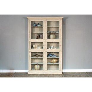 Sarreid Ltd Glass Doors Standard Curio Cabinet