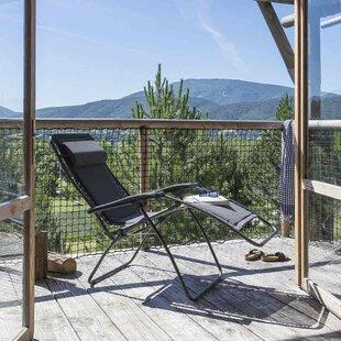 Reclining Folding Zero Gravity Chair By Lafuma