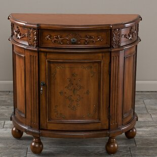 Majestic 1 Drawer 1 Door Accent Cabinet by Astoria Grand