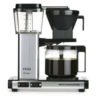KBG Coffee Brewer by Moccamaster New Design