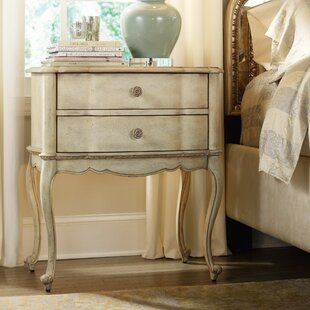 Great choice Sanctuary 2 Drawer Nightstand by Hooker Furniture