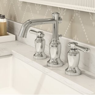 Symmons Degas Widespread Bathroom Faucet with Drain Assembly