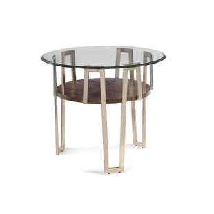 Hillen End Table by Brayden Studio