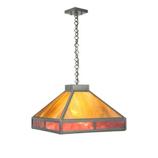 Meyda Tiffany T Mission 2-Light Pendant