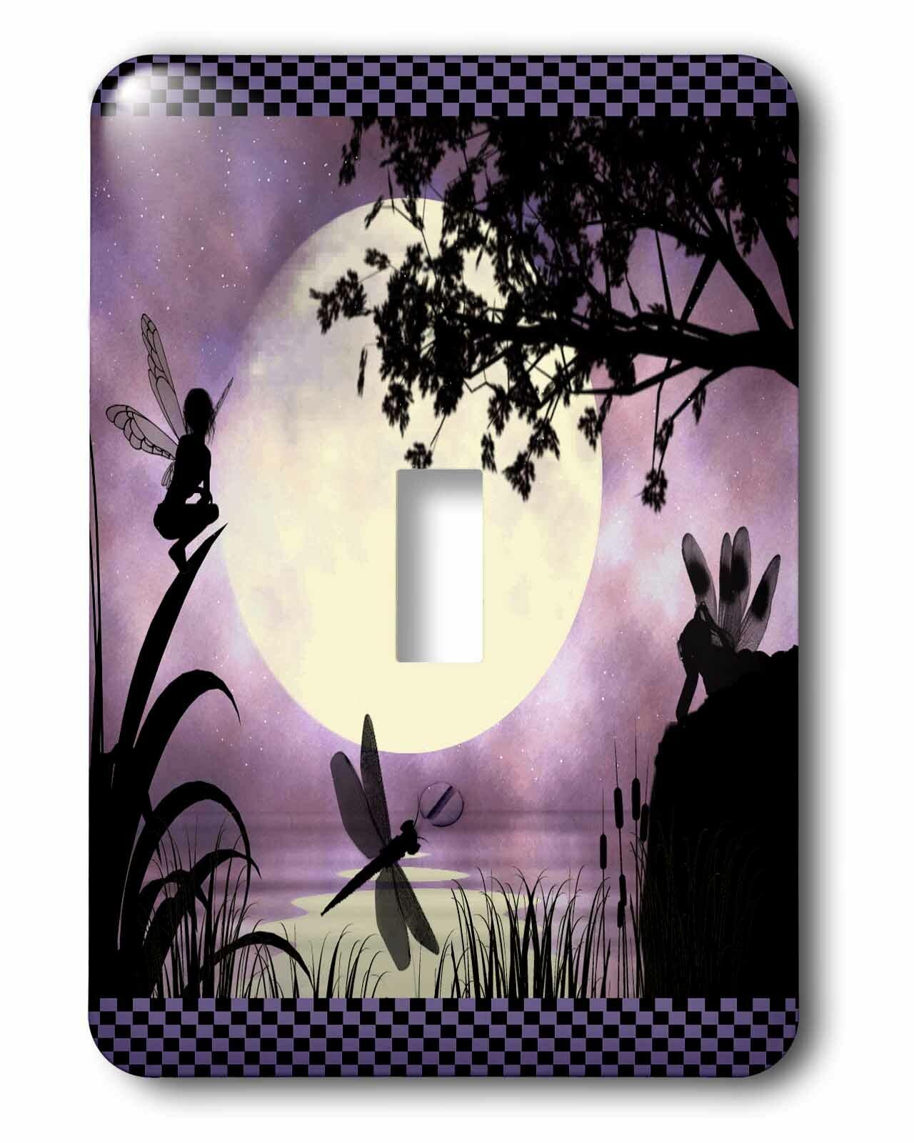 3drose Fairy Toggle Light Switch